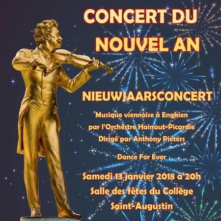 Concert du Nouvel An à Enghien