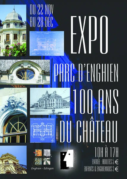 100 ans du château d'Enghien