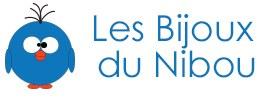 logo simple bleu