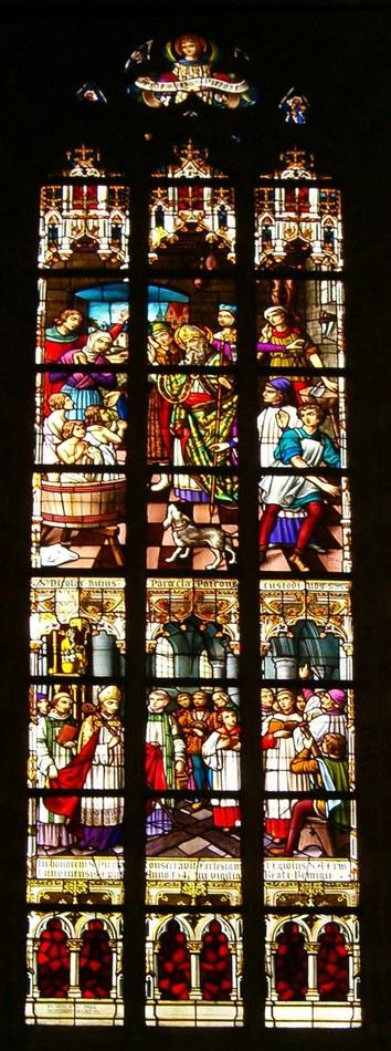 6 723 Résurrection des enfants par Saint Nico