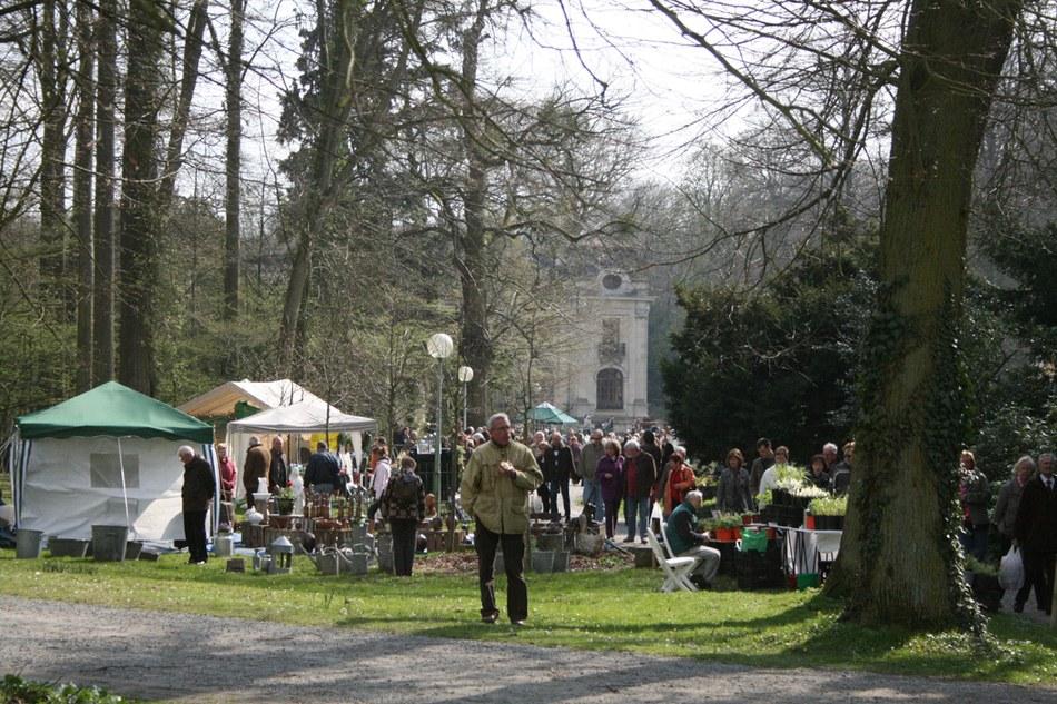 Foire de jardins 2010