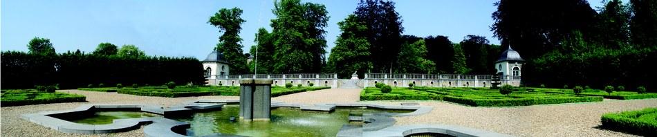 Jardin des Fleurs panorama