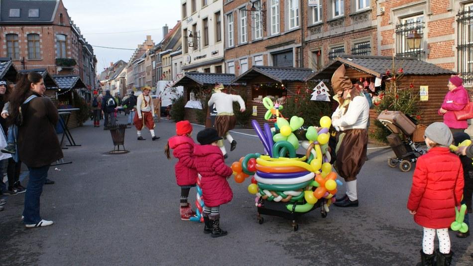 Marché de Noël 2013